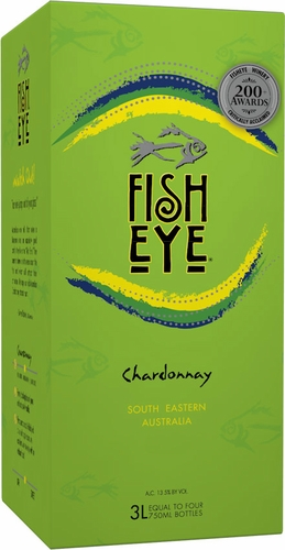 Fish Eye Chardonnay 3L Box