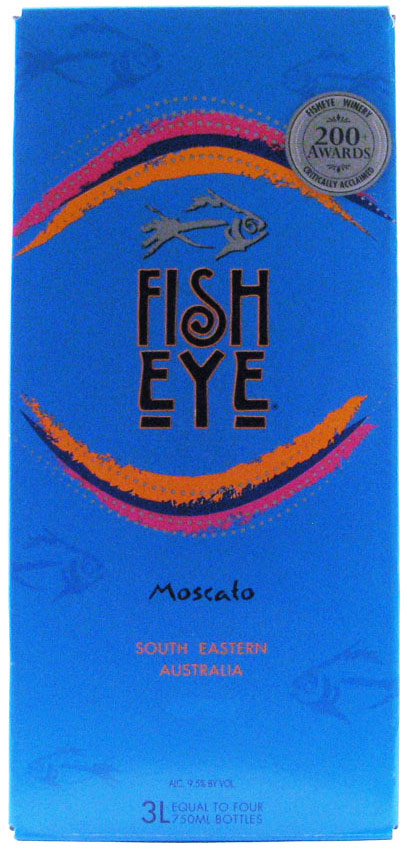 Fish Eye Moscato 3L Box (case of 6)
