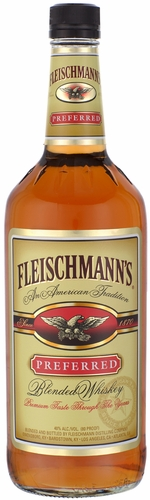 Fleischmanns Preferred Blended Whiskey 1L