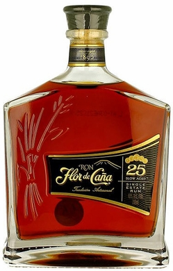 Flor de Cana Centenario 25 Year Old Rum 750ML
