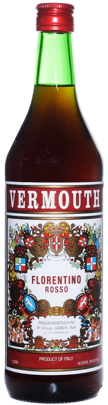 Florentino Rosso Sweet Vermouth 1L