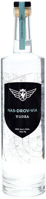 Flying Dutchman Nas-Drov-Via Vodka 750ML