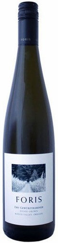 Foris Vineyards Dry Gewurztraminer 750ML 2014