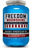 Freedom Blueberry Rye Flavored Moonshine