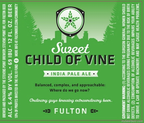 Fulton Sweet Child Of Vine 6PK