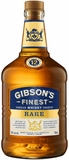 Gibson's Finest Rare 12 Year Old Canadian Whisky