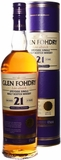 Glen Fohdry 21 Year Old Speyside Single Malt Scotch