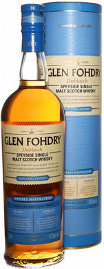 Glen Fohdry Dublaich Speyside Single Malt Scotch Whisky