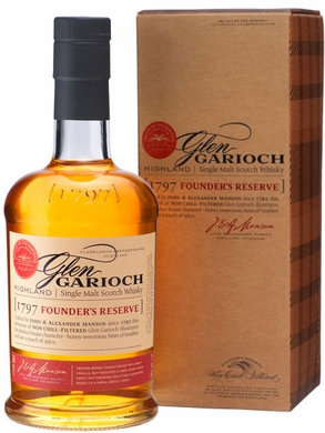 Glen Garioch 1797 Founders Reserve Single Malt Scotch 750ML