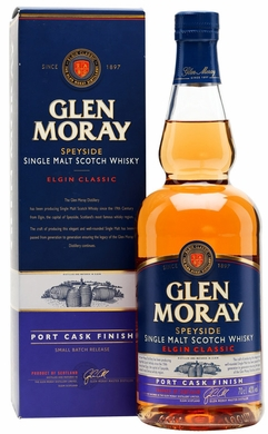 Glen Moray Portwood Finish Single Malt Whisky