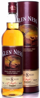 Glen Ness 8 Year Old Single Malt Scotch 750ML