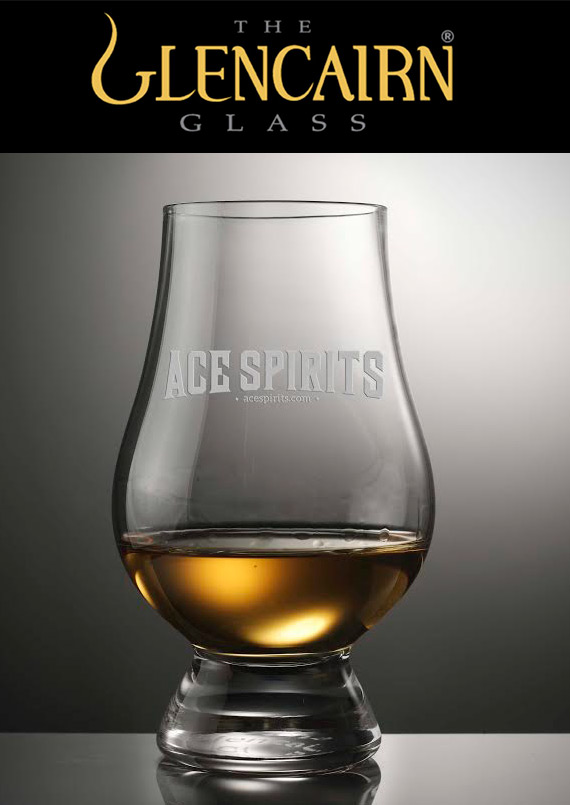 Glencairn Tasting Glass with Logo (single)