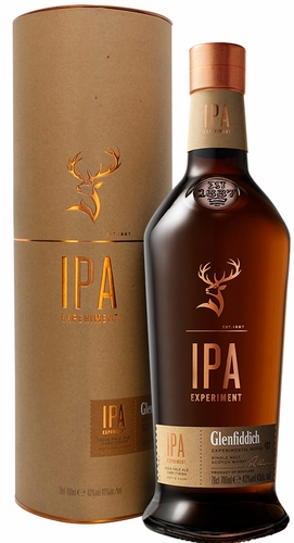 Glenfiddich IPA Cask Single Malt Scotch