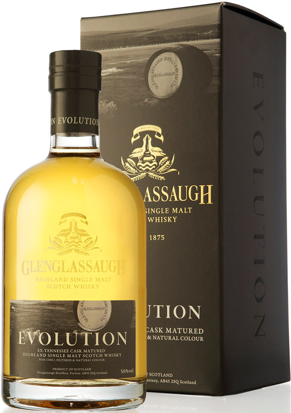 Glenglassaugh Evolution Single Malt Scotch 750ML