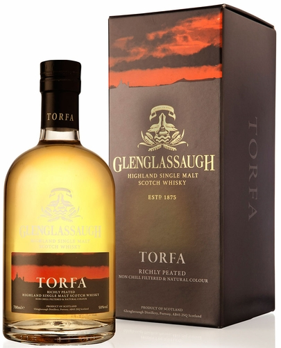Glenglassaugh Torfa Single Malt Scotch