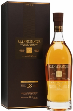 Glenmorangie 18 Year Old Single Malt Scotch 750ML