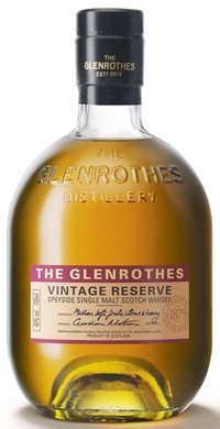 Glenrothers Vintage Reserve Single Malt Scotch