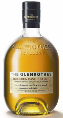 Glenrothes Bourbon Cask Reserve Single Malt Scotch