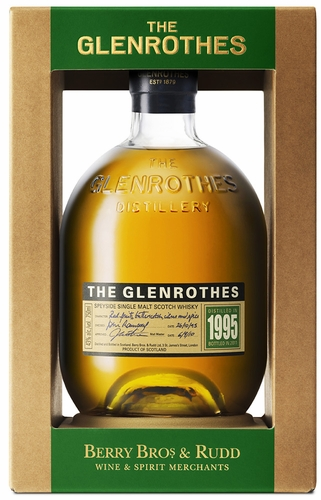 Glenrothes 1995 Single Malt Scotch
