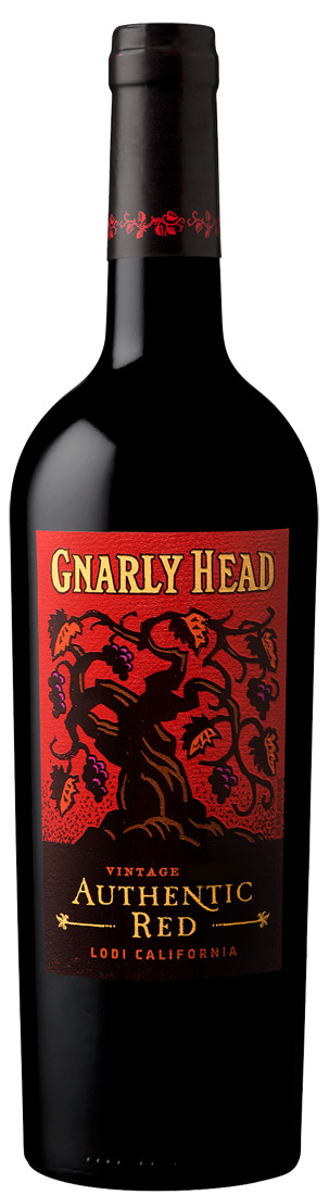 Gnarly Head Authentic Red