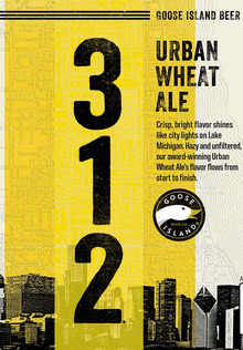 Goose Island 312 Wheat 4PK