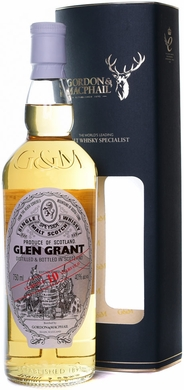 Gordon & MacPhail Glen Grant 10 Year Old Single Malt Scotch
