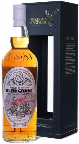 Gordon & MacPhail Glen Grant 48 Year Old Single Malt Scotch
