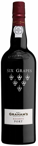 Grahams Six Grapes Port 750ML