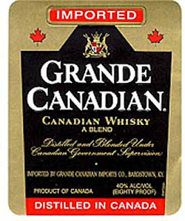 Grande Canadian Whisky 1.75L