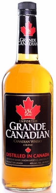 Grande Canadian Whisky 1L