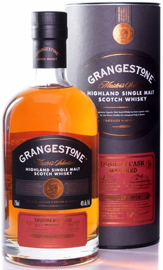 Grangestone Rum Cask Double Cask Matured Single Malt Scotch