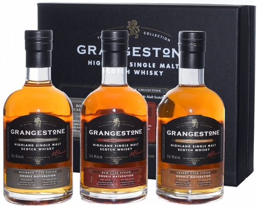 Grangestone Single Malt Whisky Gift Pack