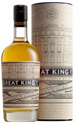 Great King Street Artists Blended Scotch