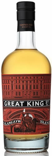 Great King Street the Glasgow Blend Blended Scotch 750ML