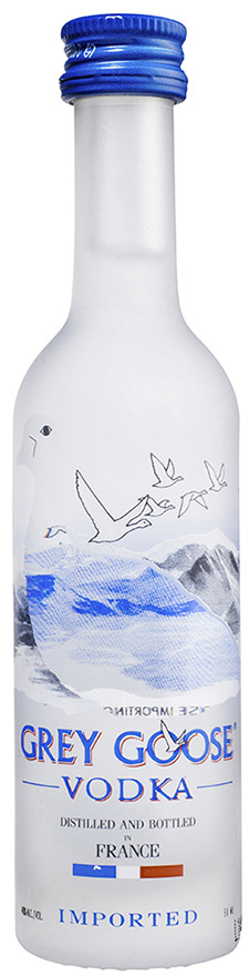 Grey Goose Vodka 50ml