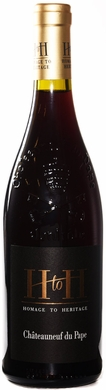 H to H Chateauneauf-du-Pape 750ML (case of 12)