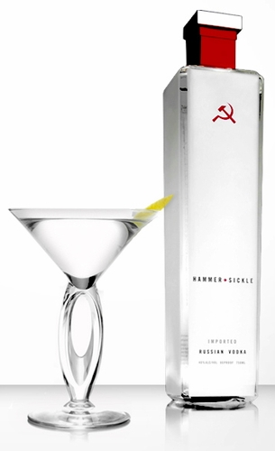 Hammer & Sickle Vodka 1.75L