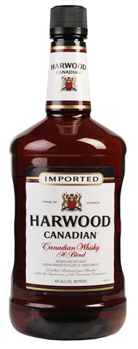 Harwood Canadian Whisky 1.75L