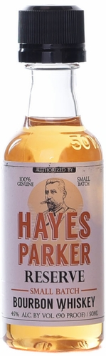 Hayes Parker Bourbon 50ml