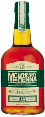Henry McKenna 10 Year Old Single Barrel Bourbon
