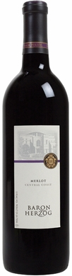 Herzog French Merlot 750ML