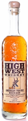 High West American Prairie Bourbon Blend