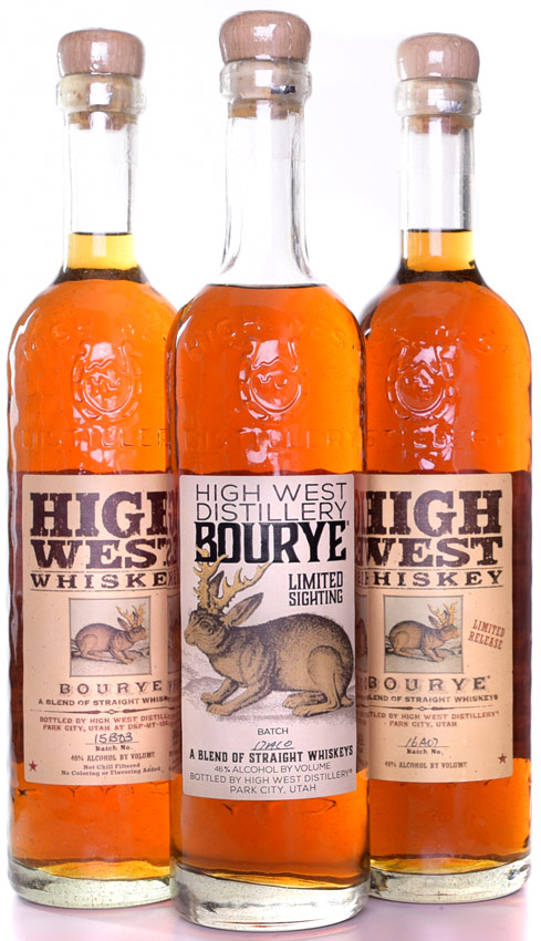 High West Bourye Whiskey Three Pack!
