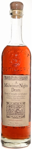 High West Midwinter Nights Dram Whiskey- LIMIT ONE