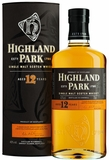 Highland Park 12 Year Old Single Malt Scotch