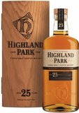 Highland Park 25 Year Old Single Malt Scotch