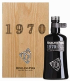 Highland Park Orcadian Series 40 Year Old Single Malt Scotch 1970