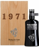 Highland Park Orcadian Series 40 Year Old Single Malt Scotch 750ML 1971