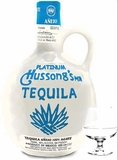 Hussong's Platinum Anejo Tequila