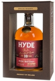 Hyde No. 2 Rum Finished 10 Year Old Single Malt Irish Whiskey